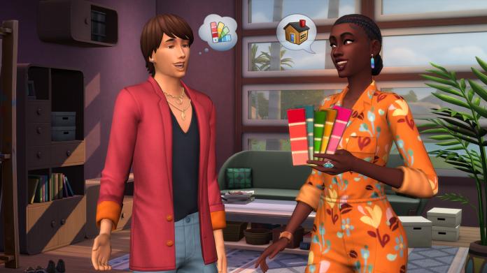 Review   The Sims 4 Decoração dos Sonhos traz uma interessante profissão ao jogo 3