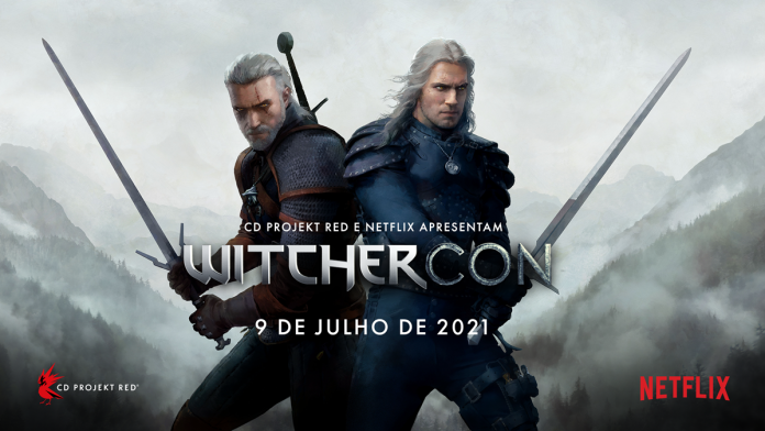 Netflix e CD Projekt Red anunciam WitcherCon 1