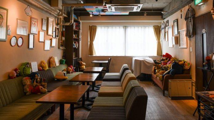 Nintendo Café | Conheça o 84, o local secreto com histórias da big N 1
