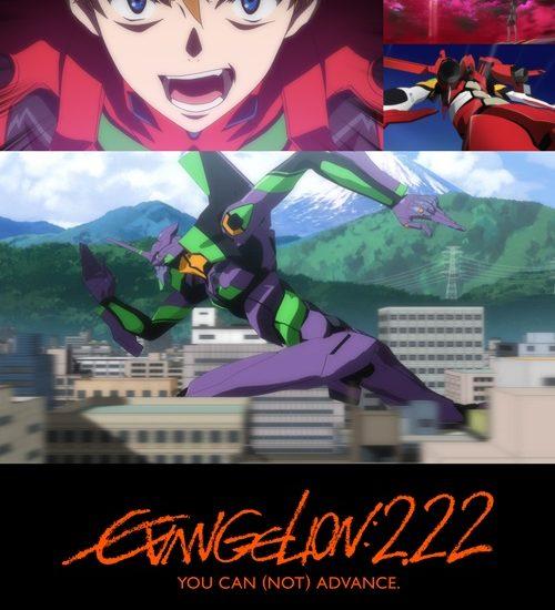 Evangelion 3.0+1.01 Thrice Upon a Time estreia no Prime Video 3