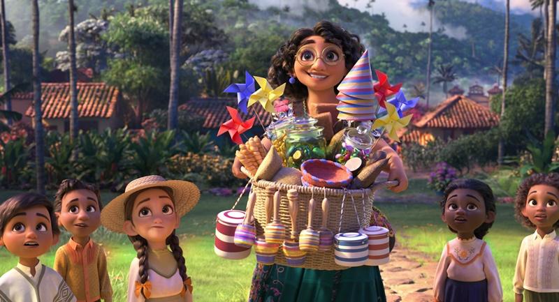 Disney divulga primeiro trailer de Encanto com canções de Lin-Manuel Miranda de Moana 2