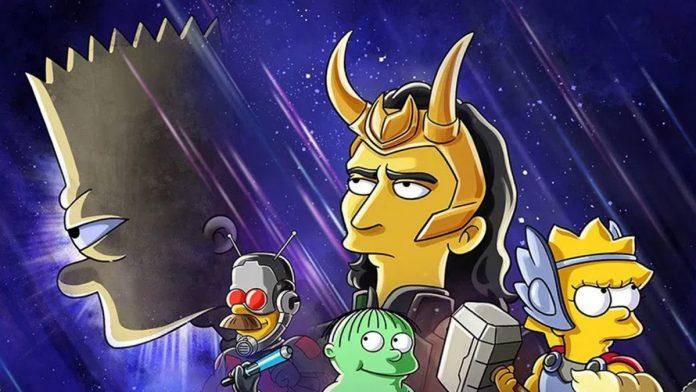 O Bem, o Bart e o Loki | Disney+ anuncia novo curta com estreia em julho 2