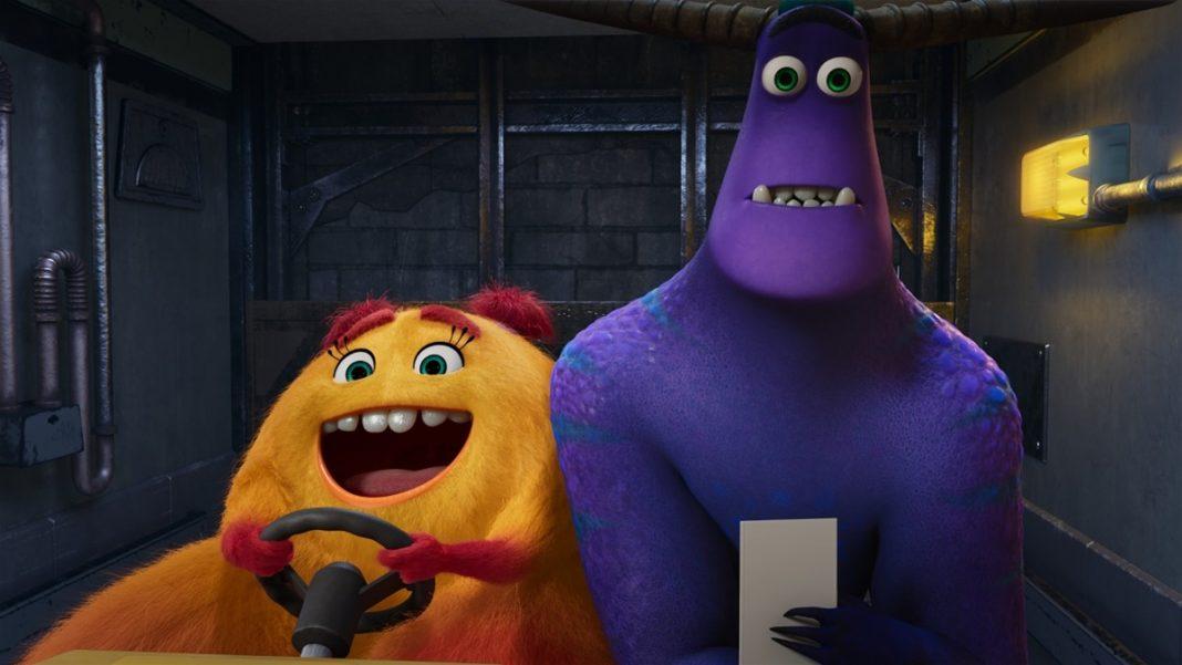 Monstros no Trabalho   Conheça os personagens da série 6