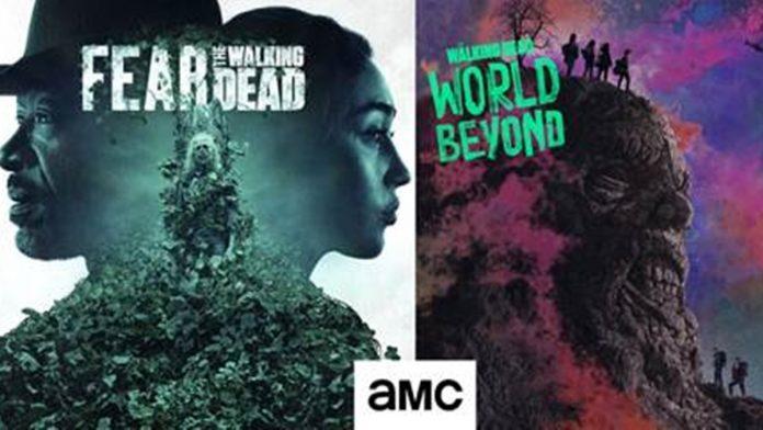 SDCC 2021 | AMC apresenta painéis de Fear The Walking Dead e The Walking Dead: World Beyond 1
