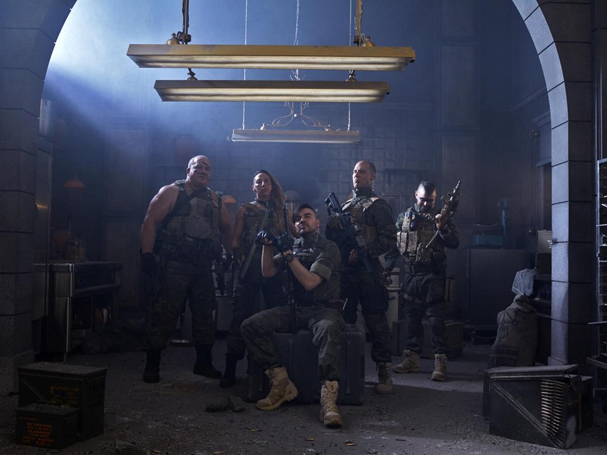 La Casa de Papel | Netflix apresenta novos personagens da parte 5 da série 3