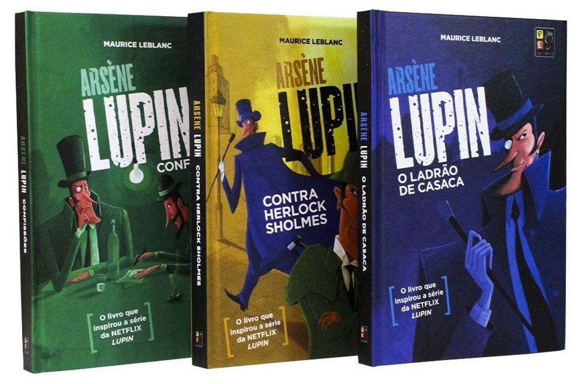 Lupin | Tudo sobre a série e as obras que inspiram a trama 3