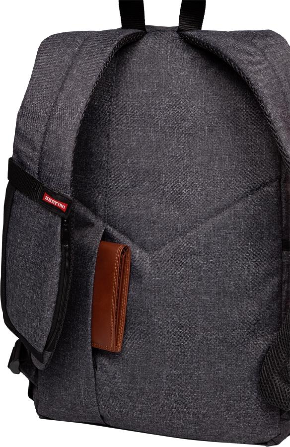 Produzida de garrafas pet, mochila une sustentabilidade, estilo e funcionalidade 3