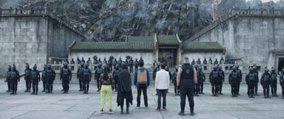 A cultura asiática em Shang-Chi e a Lenda dos Dez Anéis 5