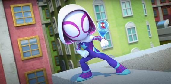 Spidey e Seus Amigos Espetaculares | Série estreia em setembro no Disney+. Conheça os personagens 3
