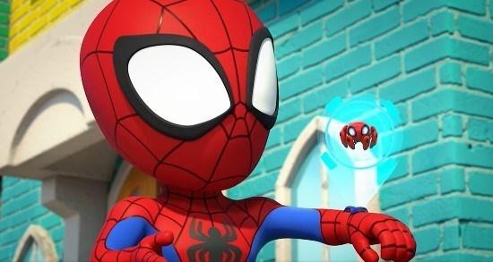 Spidey e Seus Amigos Espetaculares | Série estreia em setembro no Disney+. Conheça os personagens 1