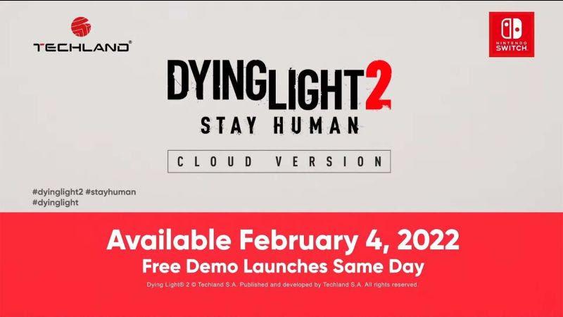 Dying Light 2: Nintendo confirma lançamento em nuvem do jogo 1