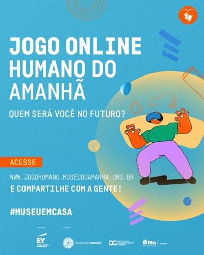 Museu do Amanhã lança versão online do jogo Humano do Amanhã 1