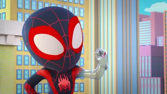 Spidey e Seus Amigos Espetaculares | Série estreia em setembro no Disney+. Conheça os personagens 2