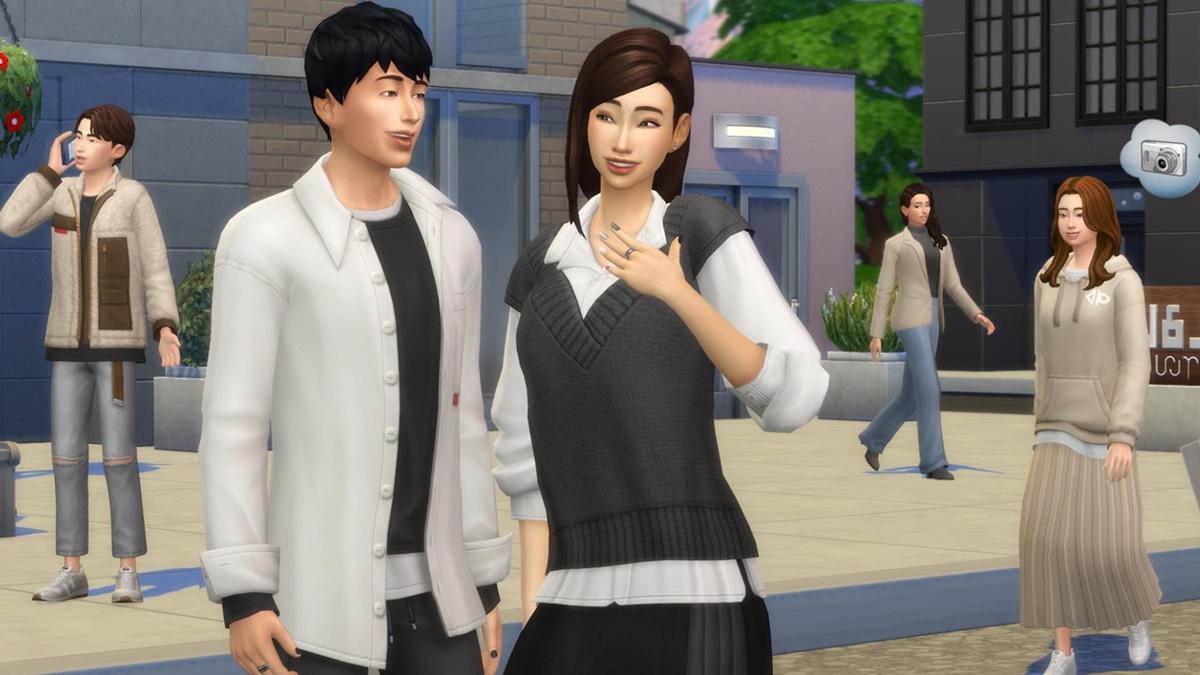 The Sims 4 Temporada do Eu