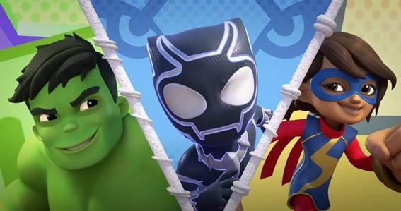 Spidey e Seus Amigos Espetaculares | Série estreia em setembro no Disney+. Conheça os personagens 4